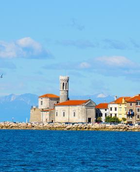 Tur Tur Turizem vas pelje v Piran