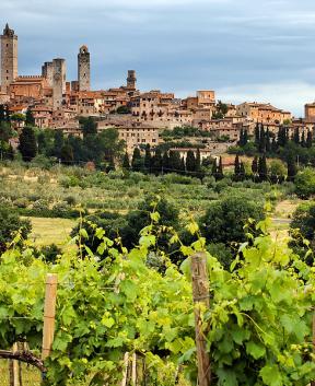 Zanimivi San Gimignano