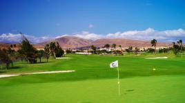 Uživate lahko na golfu