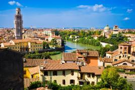 Čudovita, romantična Verona
