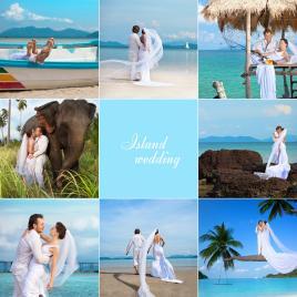 Sanjska poroka, na sanjskem otoku; Tur Tur Turizem