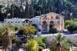 Getsemani ima čudovito energijo s Tur Tur Turizem
