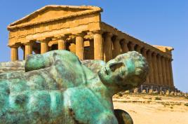 Tur Tur turizem vas popelje dogodivščinam naproti, Sicilija, Agrigento