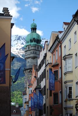 Čudoviti Innsbruck