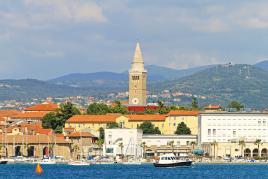 Tur Tur Turizem vas pelje v Koper