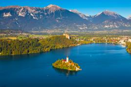 Bled- Slovenian pearl
