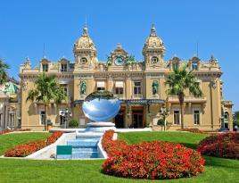 Casino Monaco, s Tur Tur Turizmom imate srečo