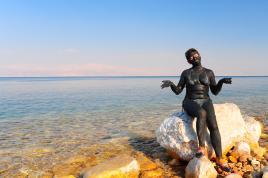 Zdravilno blato Mrtvega morja