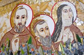 Čudoviti mozaiki v San Giovanni Rotonda, romanje s Tur Tur Turizem