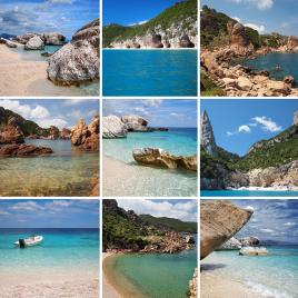 Čudovita Sardinija, ki začara s Tur Tur Turizem