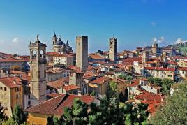 Neverjetno zanimivi Bergamo