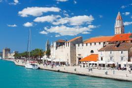 Trogir- mestece, ki ga morate obiskati