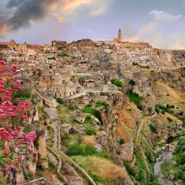 Antična Matera, čudovita vasica južne Italije, Tur Tur Turizem