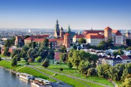 Tur Tur Turizem vas vabi v Krakow