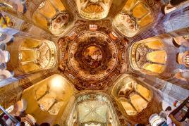 Čudoviti bizantinski mozaiki v Raveni
