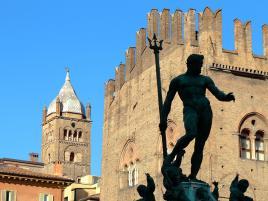 Bolonija s številnimi zanimivostmi