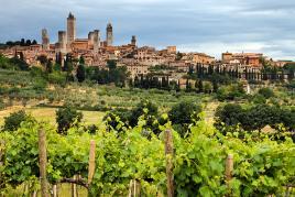 San Gimignano - srednjeveški Manhatten