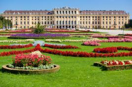 Čarobni, bogati Schonbrunn