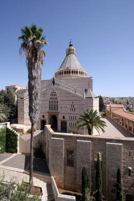 Bazilika oznanenja, Nazaret, Tur Tur Turizem