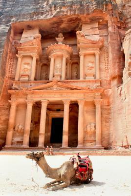 Petra, edinstveni dragulj energij, Tur Tur Turizem