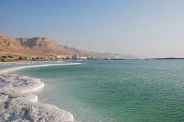 Mrtvo morje, neverjetno doživetje mineralov, Tur Tur Turizem