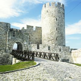 Veličastna trdnjava Kalemegdan