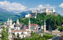 Salzburg- Austrian pearl