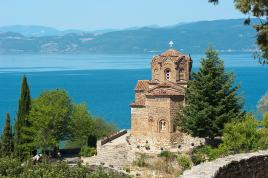 Ohridsko jezero s Tur Tur Turizmom