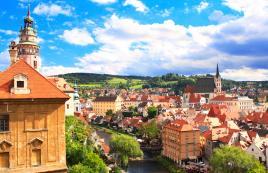 Biser Češke doživite s Tur Tur Turizem