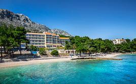 Tur Tur turizem vas popelje dogodivščinam naproti, Aminess Gran Azur hotel v Orebiču