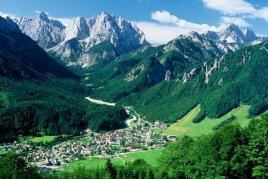 Prelepa zg.Savska dolina s Tur Tur Turizem