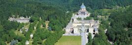 Čudovito svetišče Oropa obiščite z nami, Tur Tur Turizem