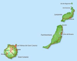 Kanarski otoki- najlepši s Tur Tur Turizmom