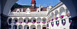 Čudoviti dvorec Herberstein