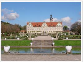 Romantični dvorec Weikersheim