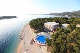 v hotelu Zora, Primošten, Tur Tur preživlja počitnice